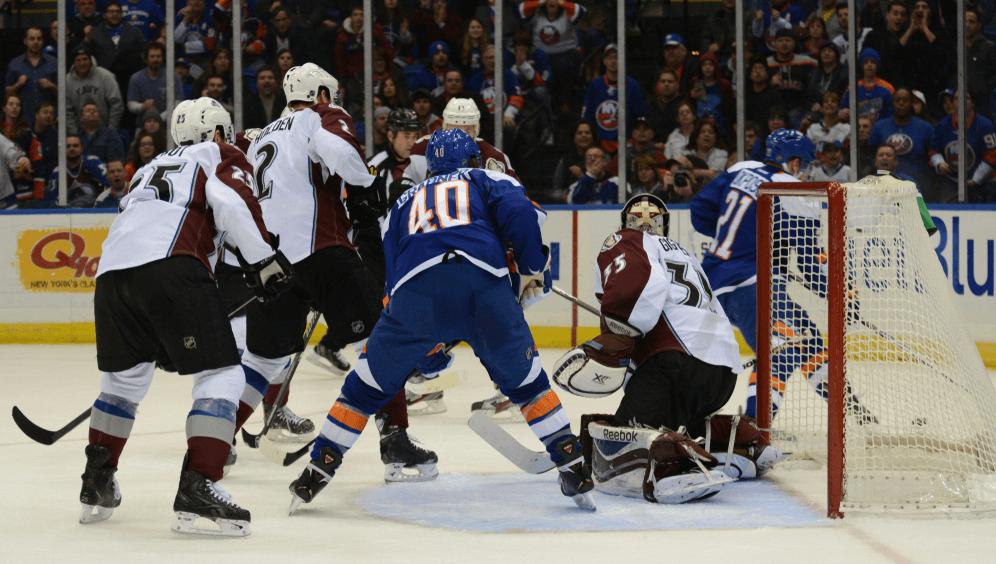 NHL Eishockey Match